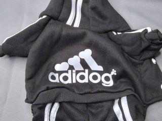 Adidog Track Suit  Black