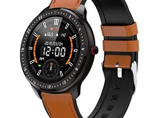 DoSmarter Fitness Watch  1 3  Touchscreen Smart Watch with Heart Rate Blood Pressure Monitor Waterproof Fitness Tracker with Sleep Tracking  Pedometer  Calories Counter for Women Men