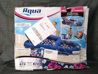 Aqua relax in South Africa cover 211 recliner and Tanner with removable accessory chest