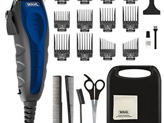Wahl Model 79467 Clipper Self Cut Personal Haircutting Kit Compact Size for Clipping  Trimming   Grooming Kit