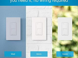 lutron On Off Switching Pico Remote for Caseta Smart Home Switch   PJ2 2B GWH l01   White