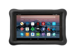 Amazon Kid Proof Case for Amazon Fire HD 8 Tablet  7th Generation  2017 Release  Black