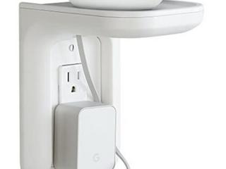 Echogear Outlet Shelf Model Egos1 w1 In Box For Echo Dot Echo Plus
