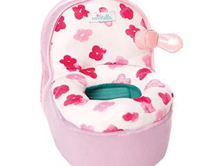 Manhattan Toy Baby Stella Playtime Potty Chair Baby Doll Accessory for 12  and 15  Soft Dolls