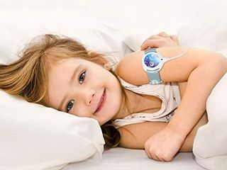 Bedwetting Alarm for Boys Girls Kids   Pee Alarm with Sound and Vibration to Cure Bed Wetting via Enuresis Sensors