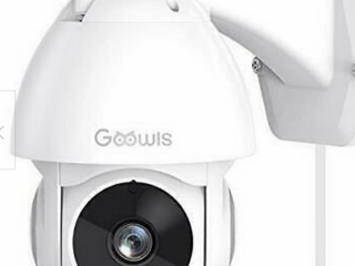 Goowls Outdoor Security Camera