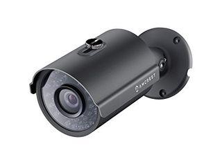 Amcrest Full HD 1080P Bullet Outdoor Security Camera  Quadbrid 4 in1 HD CVI TVI AHD Analog  2 Megapixel  98ft Night Vision  Metal Housing  3 6mm lens 90 Viewing Angle  Black  AMC1080BC36 B   Renewed