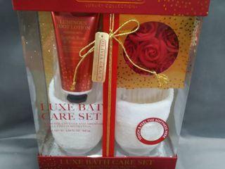 luxury Bath Care Set