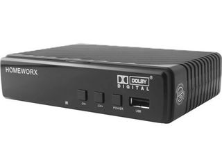 Mediasonic HW130STB Ultra Slim Digital Converter Box
