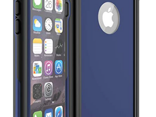 Cellever KZ iPhone 6 6S Navy Blue Case