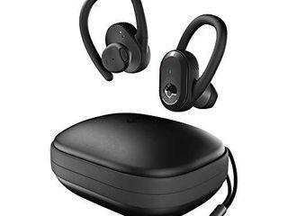 Skullcandy Push Ultra True Wireless In Ear Earbud   True Black