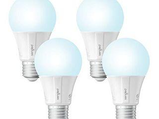 Sengled Smart light Bulb  Smart Bulbs that Work with Alexa  Google Home  Smart Hub Required  Smart Bulb A19 Alexa light Bulbs  Smart lED Daylight  5000K  800lM  9W  60w Equivalent  4 Pack