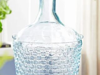 The Gray Barn Jartop Wide Glass Bottle Vase