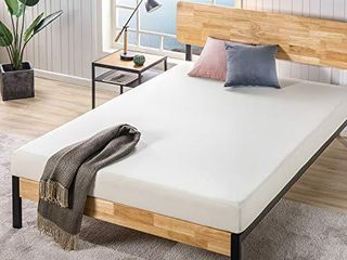 ZINUS 6 Inch Ultima Memory Foam Mattress   Pressure Relieving   CertiPUR US Certified   Mattress in a Box  Twin