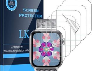 lK Screen Protector For Apple Watch 6 Pack