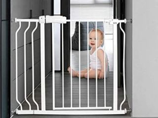 Allaibb Walk Through Baby Gate