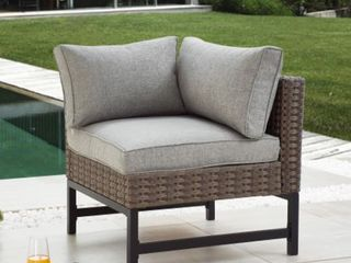 Patio Festival Right Arm Outdoor Conversation Chair