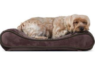 FurHaven luxe lounger Pet Bed
