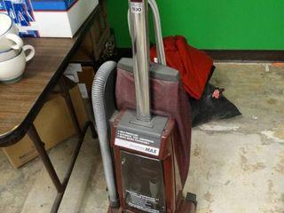 Hoover Self Propelled Heavy Duty Vacuum