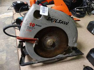 Skilsaw 7 1 4  Circular Saw
