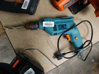 Fixit Tools Drill