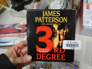 Audiobook of 3rd Degree by James Patterson and Andrew Gross