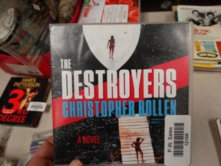 Audiobook of the Destroyers by Christopher Bollen