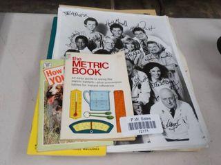 lot of Misc  Vintage Books