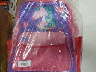 Stephen Joseph Unicorn Rolling Backpack