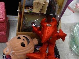 lot of Halloween Decor