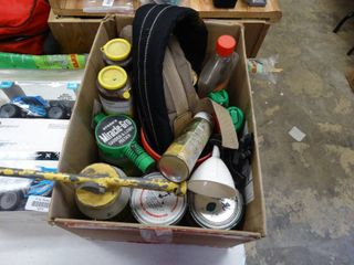 lot of Home and Garden Supplies