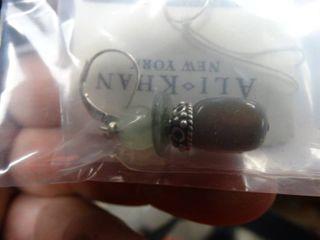 Pair of Ali Khan New York Earrings