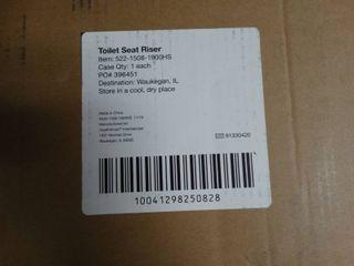 HealthSmart Toilet Seat Riser