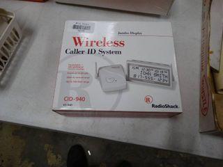 Wireless Caller ID System
