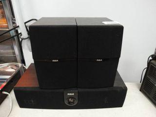 RCA Speaker System