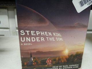 Stephen King Under the Dome Audiobook