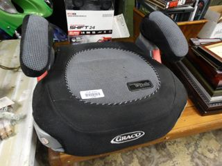 Graco Pedic Memory Foam Booster Seat