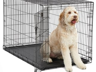 Midwest 1548 iCrate Single Door Pet Crate 48 By 30 By 33 Inch