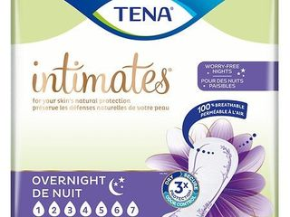 Tena Incontinence Pads for Women   Overnight   45ct