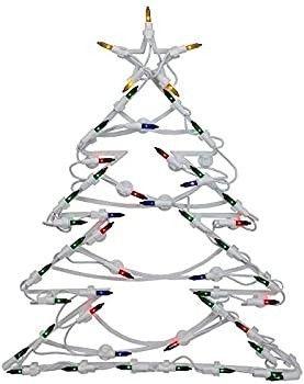 Northlight 18  lighted Tree Christmas Window Silhouette Decoration