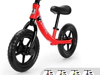 ROBUD Balance Bike for Kids   Toddlers  Gift for Children Ages 2 3 4 5 6 Years Old