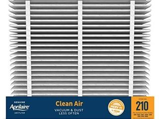 Aprilaire 210 Replacement Air Filter For Aprilaire Whole Home Air Purifiers