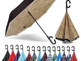 Siepasa Auto Open Reverse Umbrella