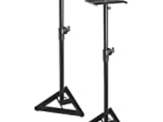 OnStage SMS6000 Adjustable Studio Monitor Stand Dou