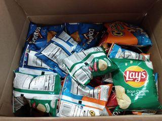 Snack Box Chip Mix
