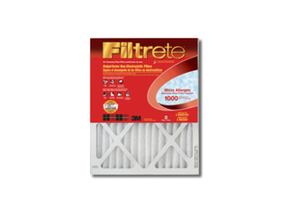 Filtrete Allergen Defense Filter  16 Inch by 25 Inch by 1 Inch  1 Pack