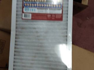3m 2 pack Filtrete 1000 Micro Allergen Defense Air Filter  14x30x1 Inches