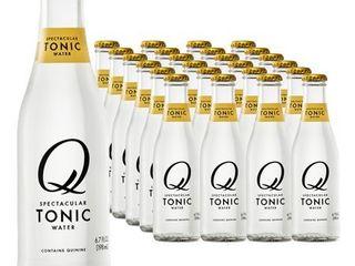 24 Bottles  Q Tonic Water  6 7 Fl Oz