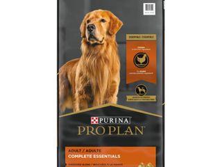 Purina Pro Plan Dry Dog Food  Savor  Shredded Blend Adult Chicken   Rice Formula  35 Pound Bag  Pack of 1