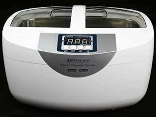 Industrial Grade 160 Watts 2 5 liters Digital Heated Ultrasonic Cleaner